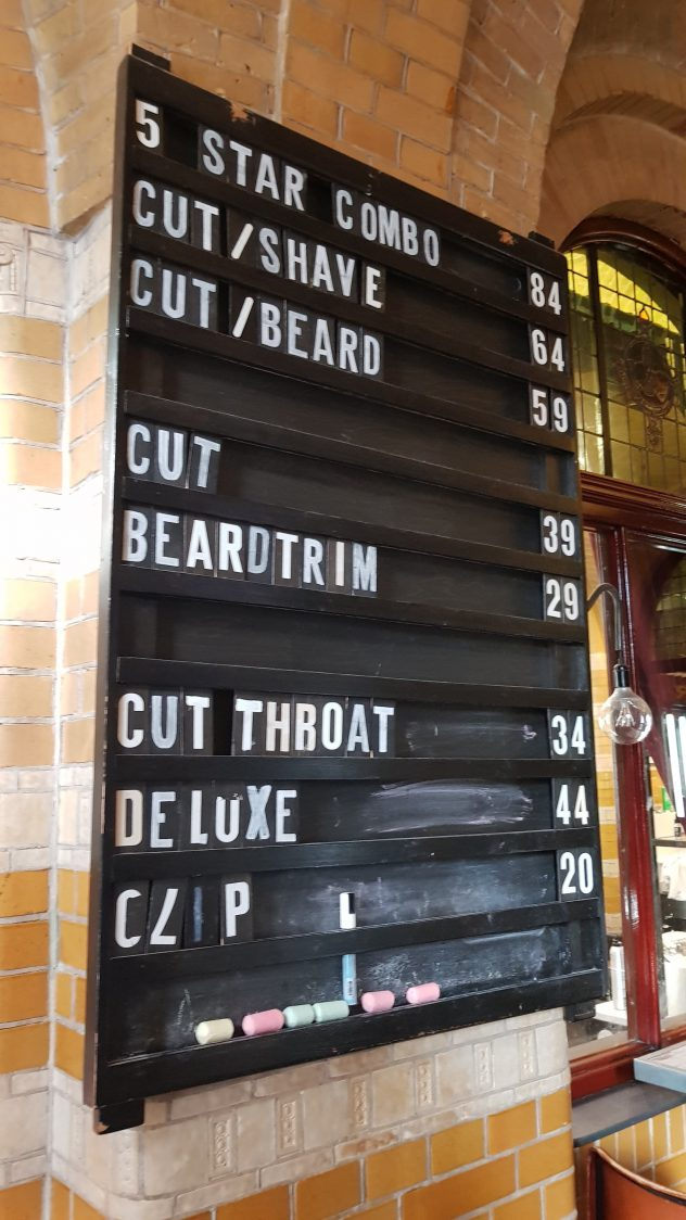 Cuts at Cut Throat