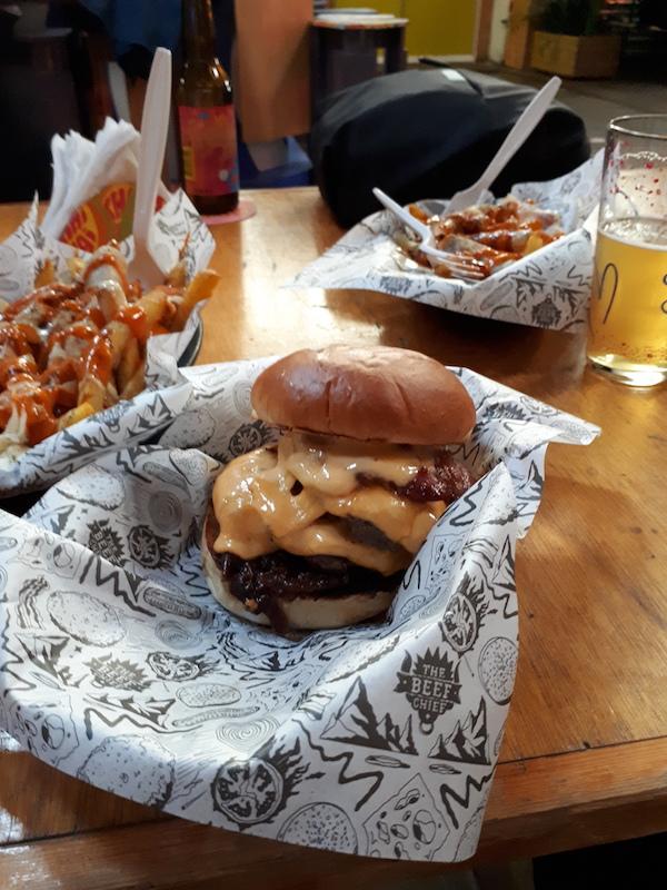 Foto van Rebel Waltz burger | The Beef Chief