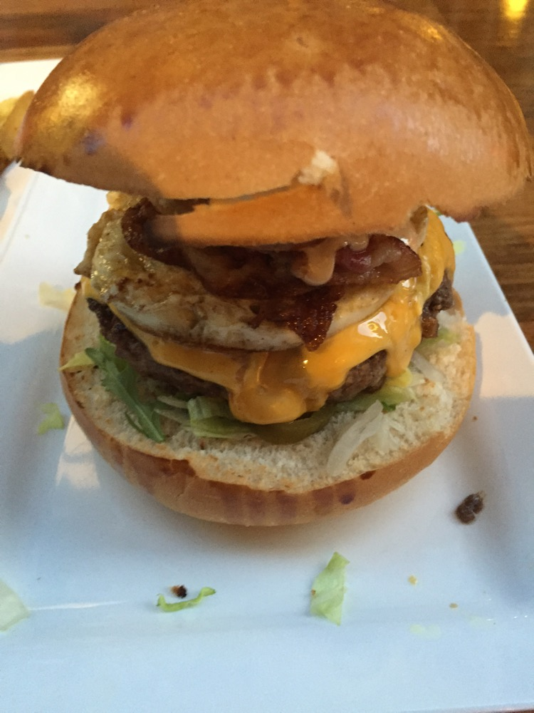 Foto van Nude Special Burger