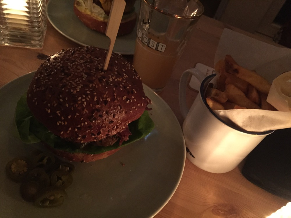 foto van Burger + Friet