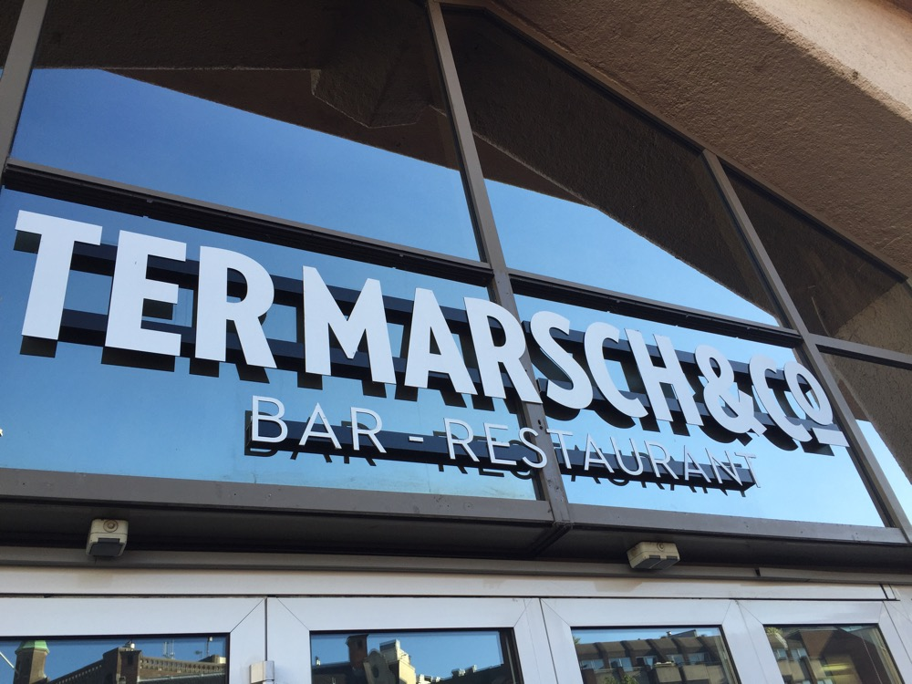 foto van Ter Marsch & Co voorgevel