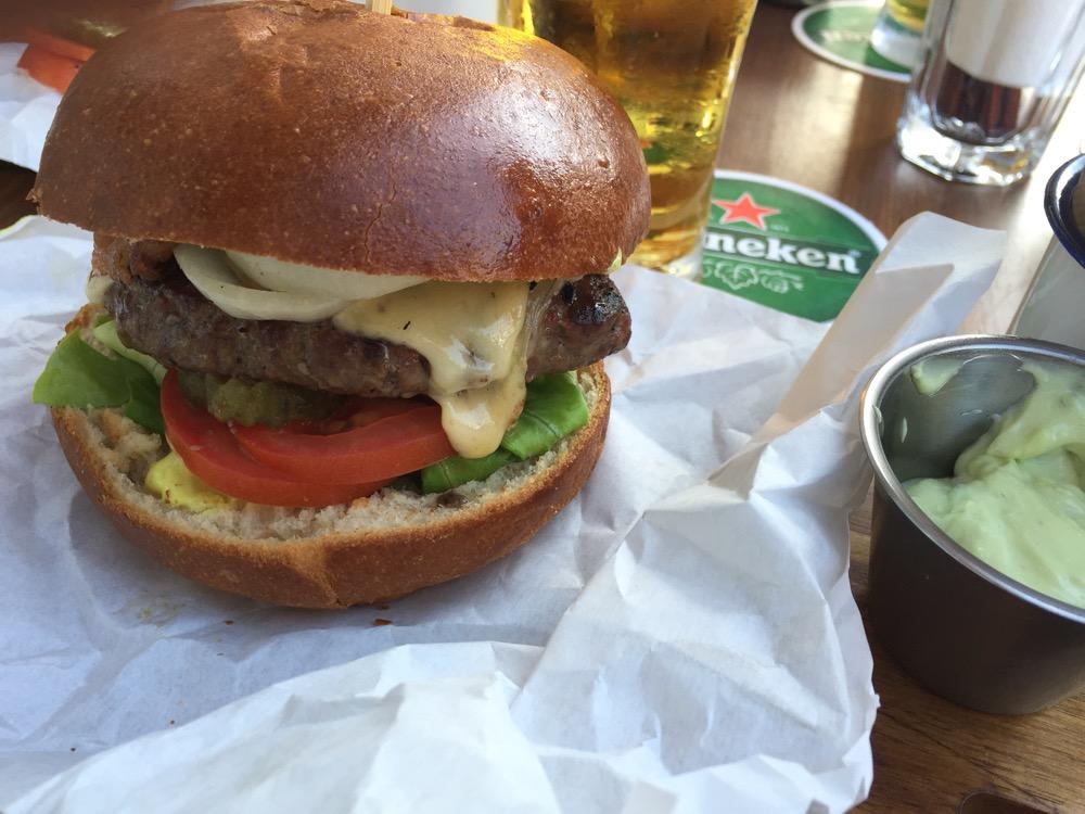 Ter Marsch Grande: Winnaar Gouden Burger Spatel 2014/2015