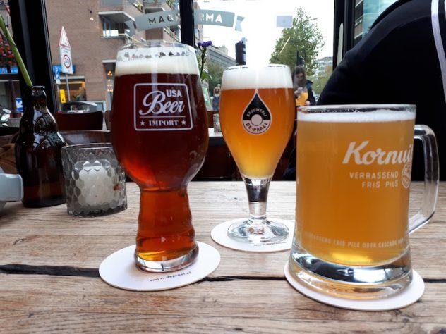 Foto van bier @ Lokaal Amsterdam