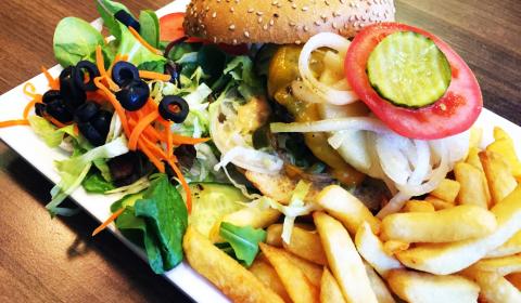 Burger House | Brace for the BurgerBoys