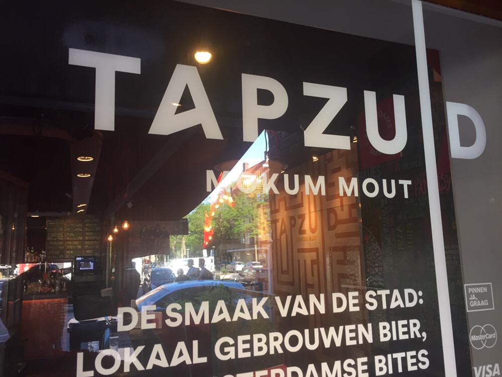 foto van TAPZUID voorgevel