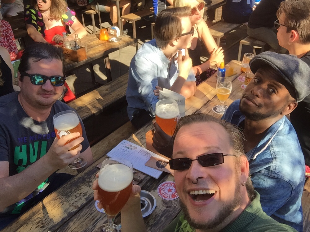 Foto van The BurgerBoys | De Biertuin