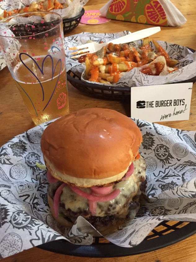 Foto van Straight to Hell Burger | The Beef Chief