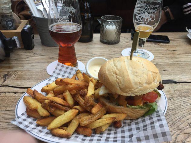 Foto van Brooklyn Style Burger | Lokaal Amsterdam