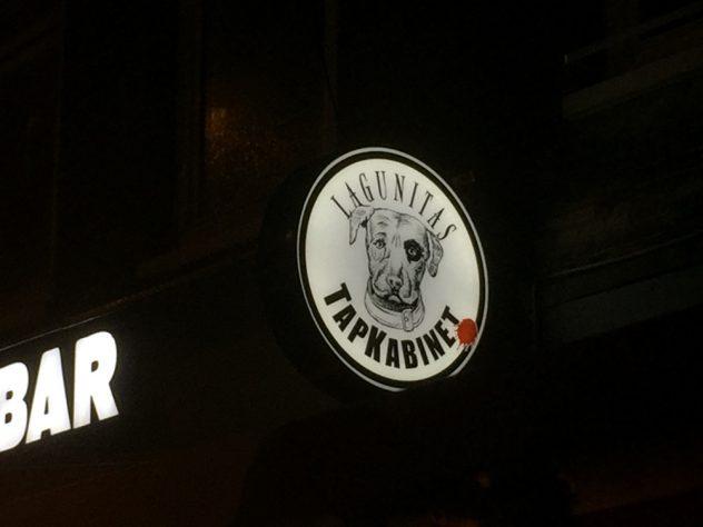 logo Lagunitas Tapkabinet