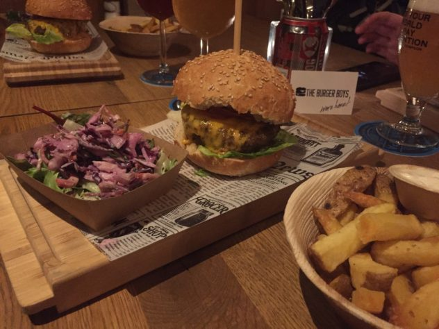 Foto van Highlander Burger