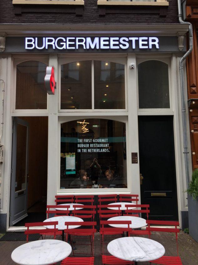 Voorgevel Burgermeester | Utrechtsestraat