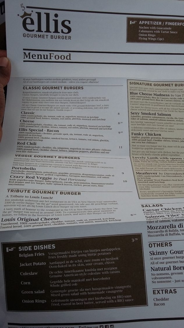 Classic Gourmet Burgers