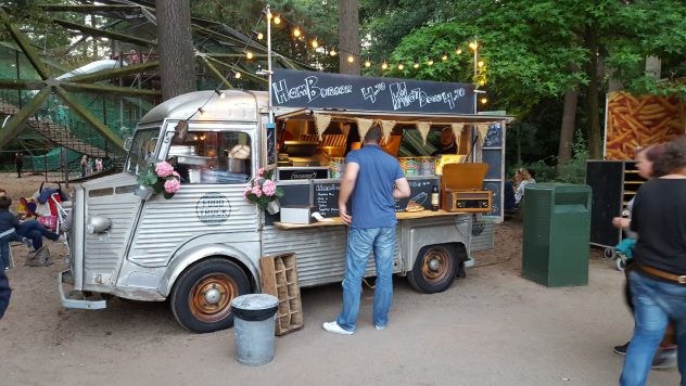 Onbekende Food Truck